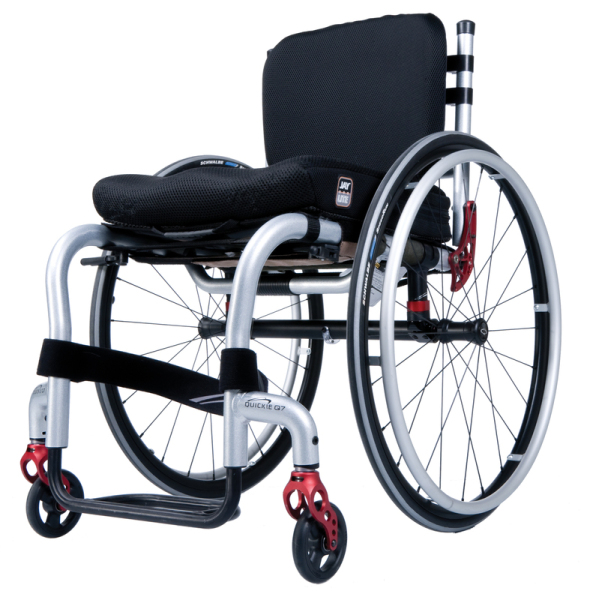 quickie q7 wheelchair weight loss
